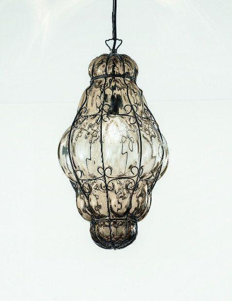 Lanterna Oval - Lanterna Veneziana - Made in Italy - Indoor & Outdoor