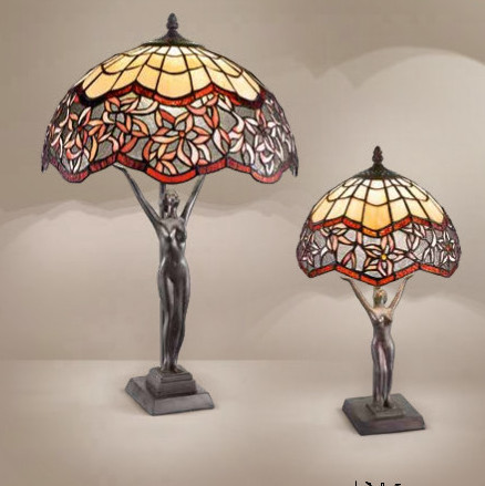 T starflowers lampada - collezione tiffany