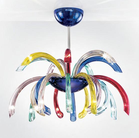 Lampadari grancasa mantova la collezione di disegni di lampade che presentiamo - Lampadari colorati design ...