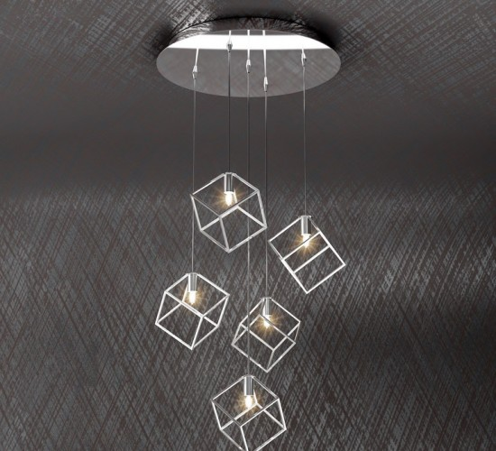 Murano luce lampadari illuminazione moderno e classico for Lampadari moderni led