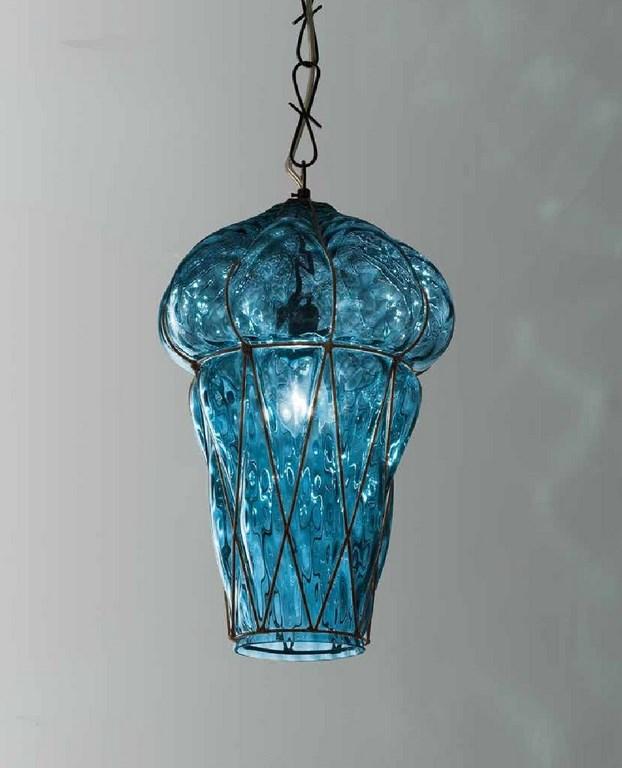 Lanterna Veneziana - Lanterna Veneziana murano - Vetro soffiato - Indoor & outdoor