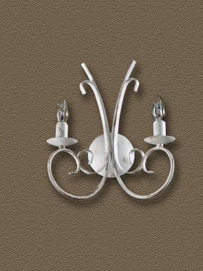 Lord - Applique 2 Luci - Linea Classica Shabby