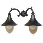 Kros - Luce da esterno - 2 Luci - outdoor lighting - made in italy