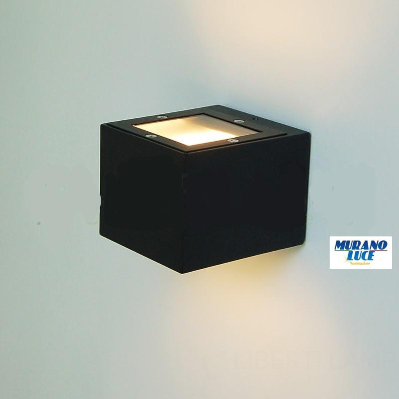 GINEVRA - Luce da Esterno - Luce Biderezioanale - Alluminio pressofuso -lightting outdoor -1xG9
