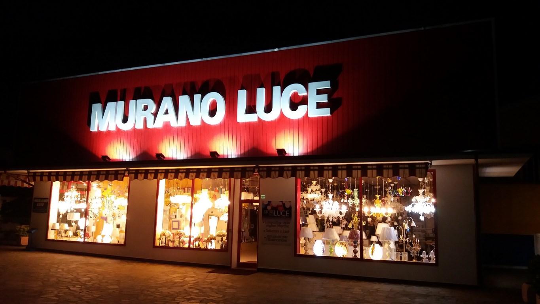 Plafoniere Vetro Di Murano Prezzi : Lampadari illuminazione ferrara rovigo occhiobello