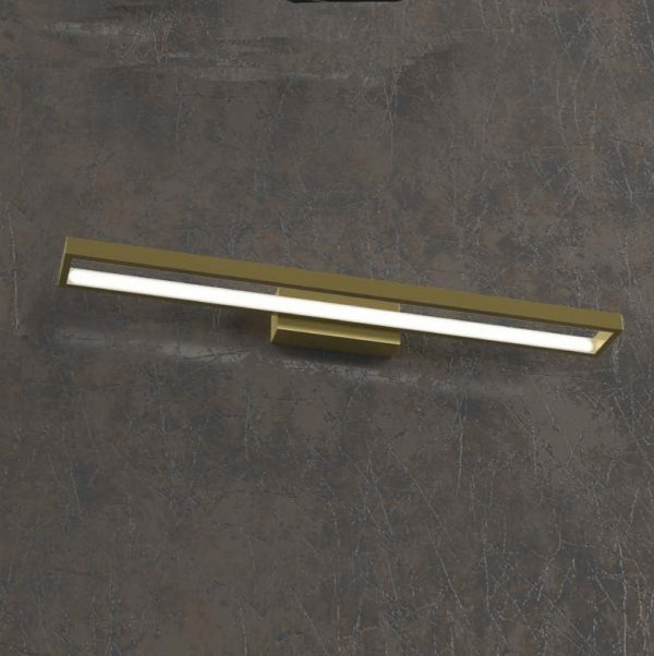 THUNDER APPLIQUE - LED INTEGRATO - ORO ANTICO