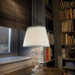 Farnese cristallo - Lampada Grande