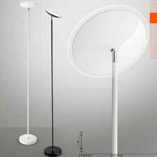 Profile - Lampada da Terra a Led - 18W 1400 lumen - Luce calda