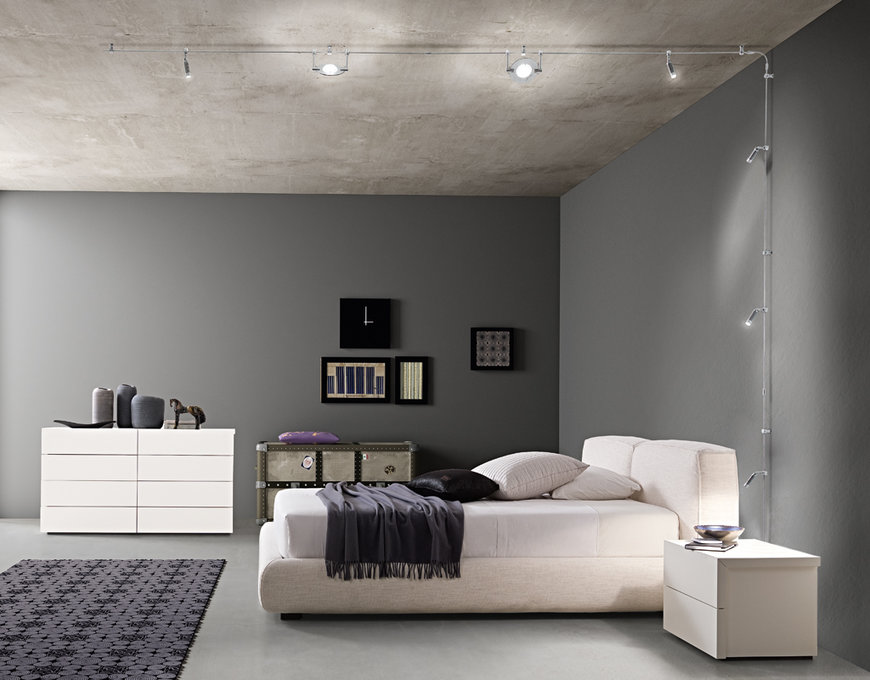 Illuminare con stile i faretti a binario murano luce