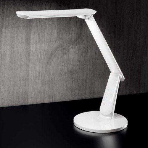 Big White - Lampada da tavolo Bianco - Led