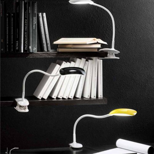Sophie - Lampada Flex in plastica - Led - Dimmerabile