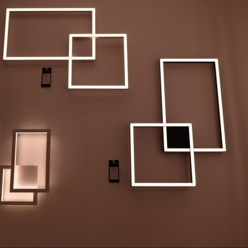 ACROSS - APPLIQUE E PLAFONIERE - LED INTEGRATO