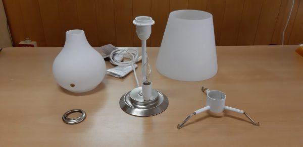 BLANC COMPONENTI PER LAMPADA BLANC & FOREVER