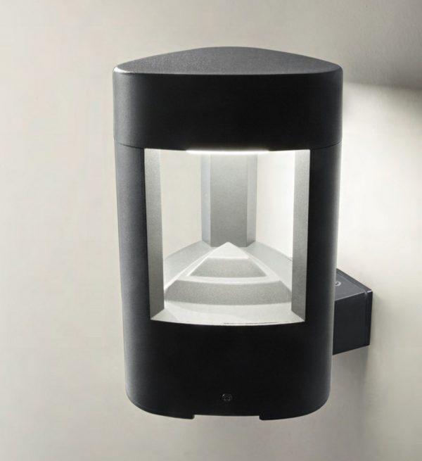 GEO - APPLIQUE DA ESTERNO - LAMPADA GX53 LED