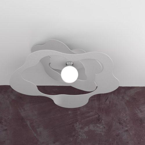 RIPPLES - PLAFONIERA GRANDE 70cm