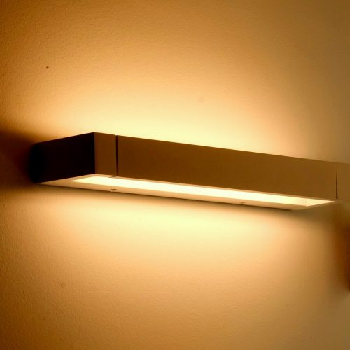 WAY - APPLIQUE MODERNA CON BARRE ORIENTABILI 300° - LED INTEGRATO