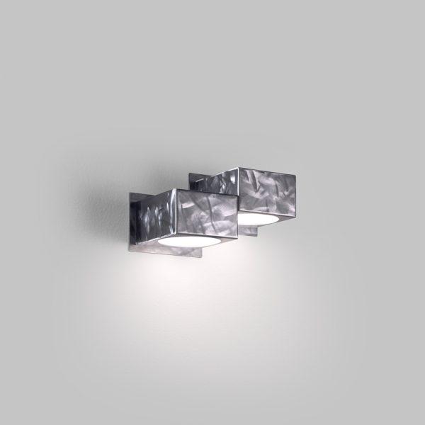 DADO x 2 - Applique architettura da parete