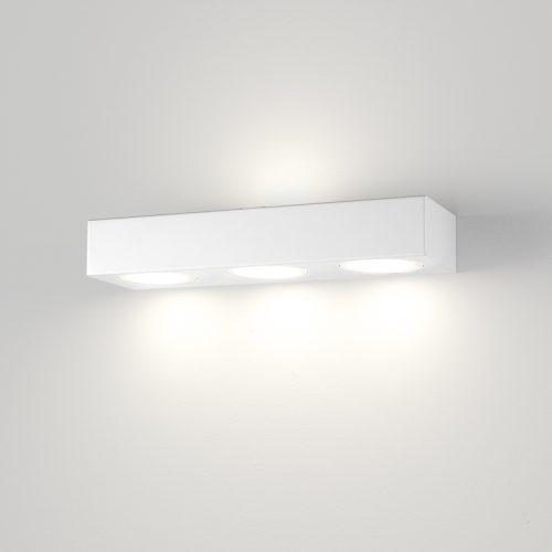 DADO X 3 APPLIQUE LED 3xGX53