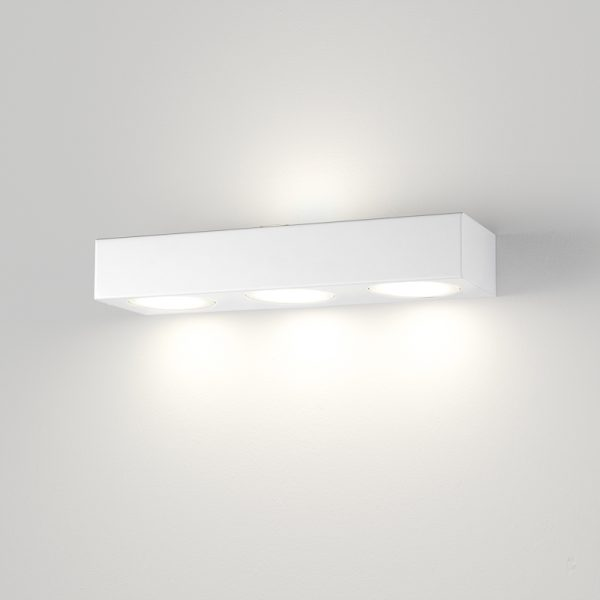 DADO X 3 APPLIQUE LED 3xGX53