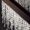 ECLISSE SOSPENSIONE COMBO con cristalli design