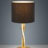 NANDOR - LAMPADA DA TERRA METALLO ORO