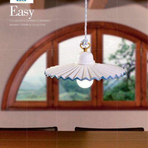EASY - SOSPENSIONE CERAMICA -