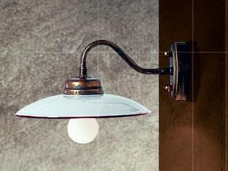 LAMP - APPLIQUE CERAMICA