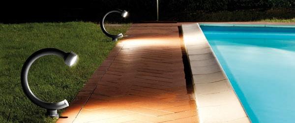 Illuminare il giardino suggerimenti e idee murano luce - Illuminare il giardino ...