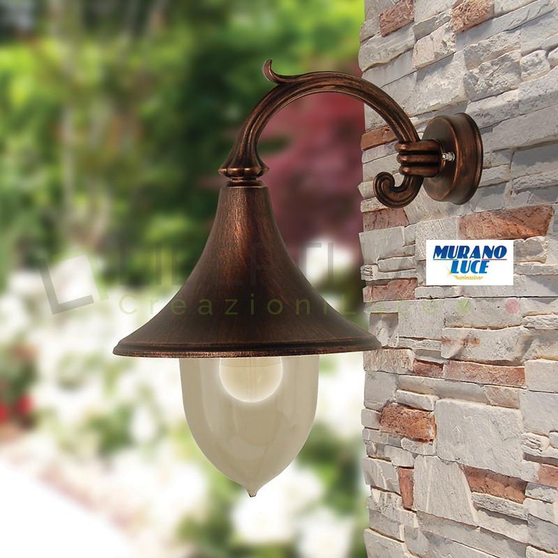 Kros - Luce da Esterno - Applique da Esterno - Aluuminio pressofuso - outdoor lighting - made in italy