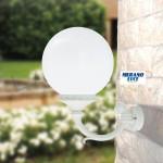 Orione Bianco - Colore Goffrato - Luce da esterno - lights outdoor