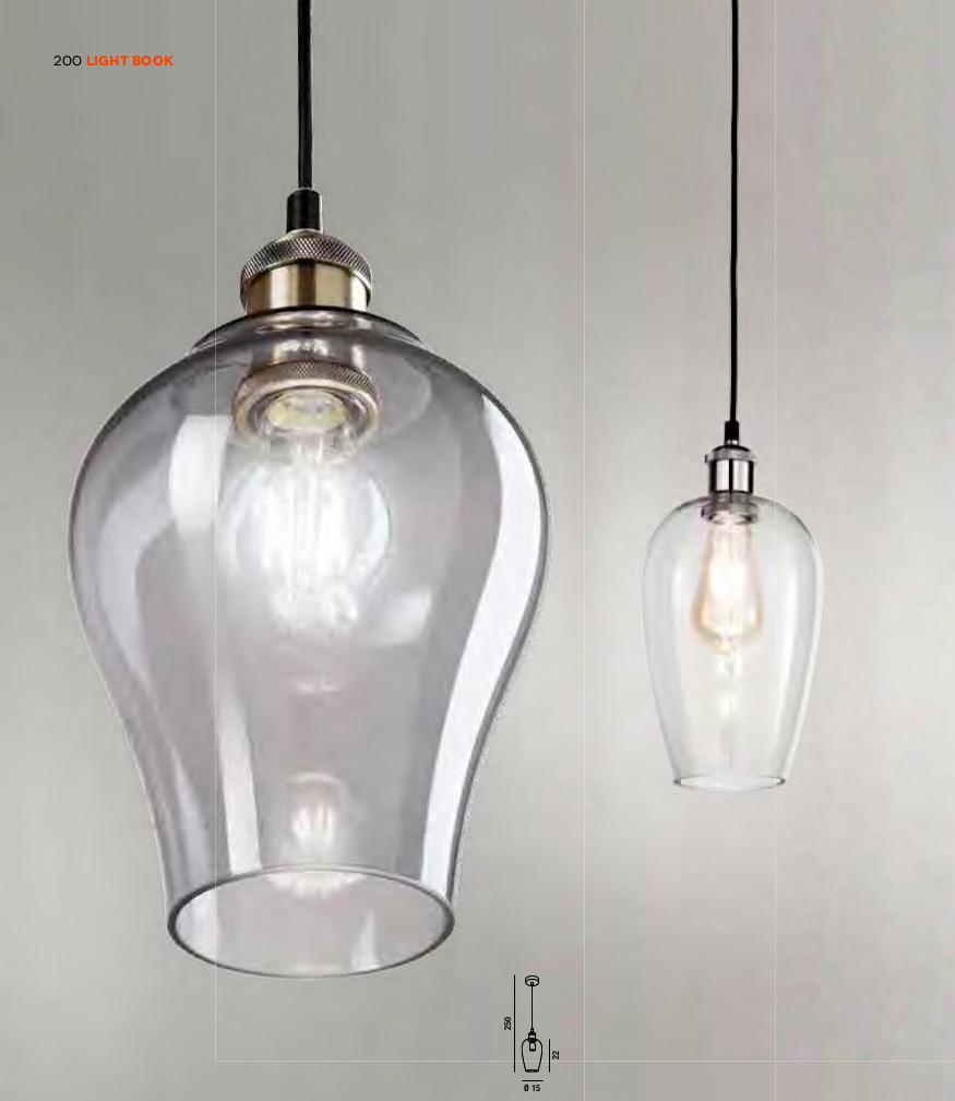 Vintage con glass - Montatura anticata - Vetro ambra fumè cristallo