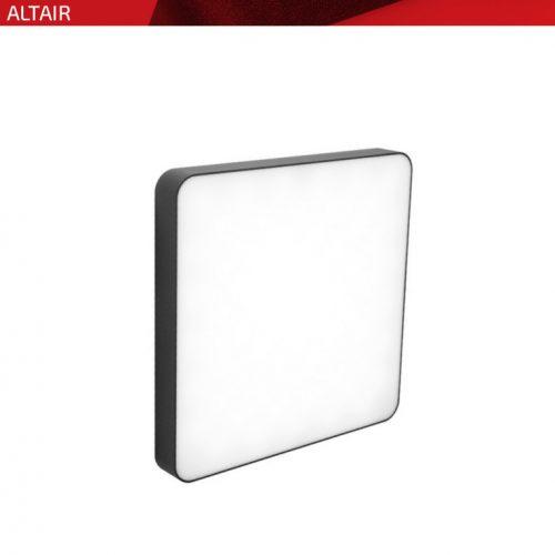 Altair Square- Plafoniere Interno & Esterno - Ultrapiatte - Luce a Led
