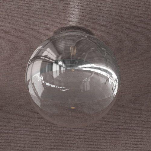 SILVER BALL - PLAFONIERA 40 CM