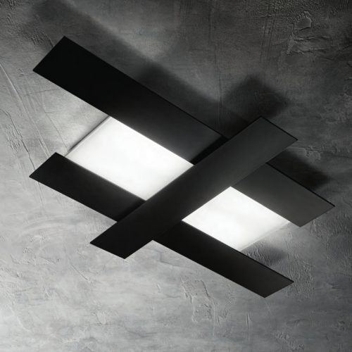 DOHA - PLAFONIERA LED INTEGRATO