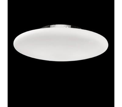 DISCOVERY - PLAFONIERE Ø50cm - vetro ovale bianco