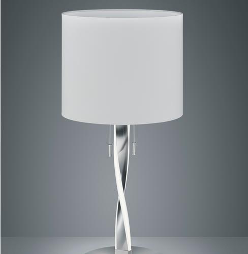 NANDOR - LAMPADA DA TERRA CON LUCE A LED - 3W LUCE A LED + 1E27