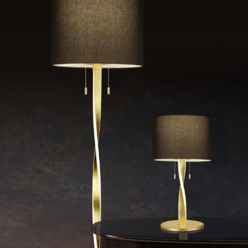 NANDOR - LAMPADA DA TERRA + LAMPADA DA TAVOLO